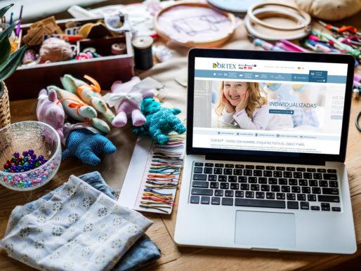 DORTEX presenta su nueva tienda en línea
