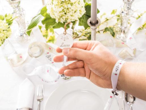 Hochzeitsdeko: DORTEX schafft Produkte mit Erinnerungswert