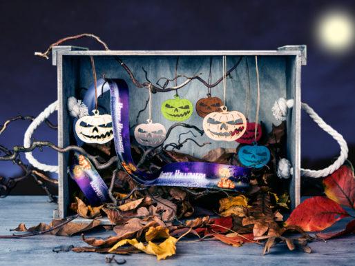 Happy Halloween! Gruseldeko von DORTEX