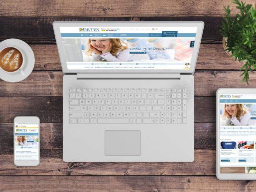DORTEX presenta il suo nuovo negozio online