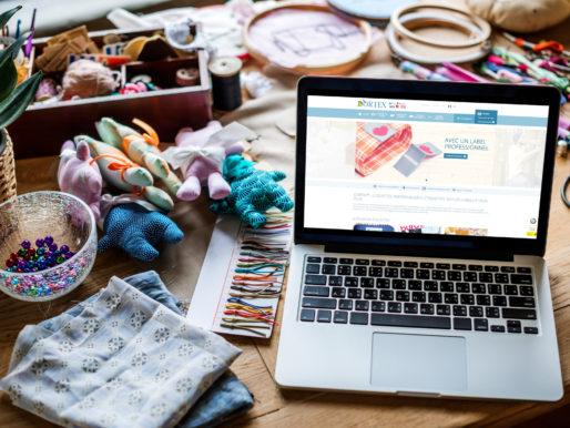 DORTEX présente sa nouvelle boutique en ligne