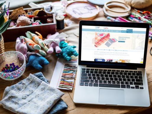 Holland Label onderdeel van DORTEX presenteert zijn nieuwe webshop